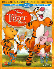 Winnie the Pooh - The Tigger Movie (Blu-ray Disc, 2012, 2-Disc Set)