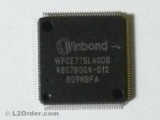 1x NEW Winbond WPCE775LAODG WPCE775LA0DG TQFP IC Chip (Ship From USA)