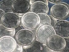 50 Coins LOT - 2006 - MAHATMA BASAVESHWARA  - 5 Rs Steel Coin - india