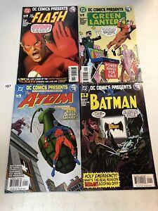DC Comics Presents (2004) 8 different one-shots (VF/NM) Complete Set