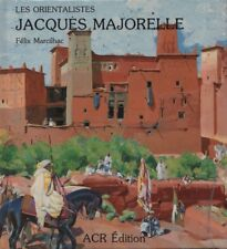 Nuovo! Jacques Majorelle. A cura di F. Marcilhac. ACR. 1996. Y11