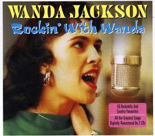 Wanda Jackson - Rockin with Wanda [New CD]