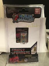 """RARE! Just Released Worlds Smallest Transformers 1.25"""" Action Figure Starscream"""