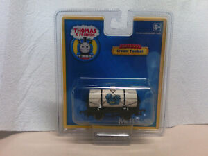Bachmann Trains Thomas and Friends Cream Tanker 2007 77032 HO/OO Brand New