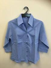 Viscose 3/4 Sleeve Regular Size Tops & Blouses for Women