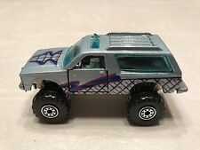1983 HOT WHEELS CHEVY BLAZER 4X4 OFF ROAD TRUCK DIE CAST 1:64