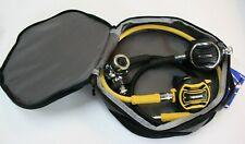 Apeks Xtx 200 Din Cold Water Set + Octopus Xtx 40+ DS4 and Bag