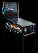 "4K Virtual Pinball Machine - 49"" Bezel Free Edge-to-Edge Design - FULL SIZE"