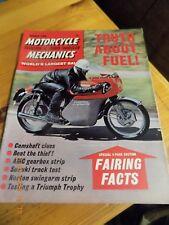 Motorcycle Mechanics/Featherbed Strip/Suzuki 125,250/TriumphTR6/Ariel/Norton Box