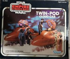 Vintage Star Wars Twin Pod Cloud Car Kenner Used Great Condition