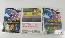 Pokemon Battle Revolution - Wii - Case & Manual Only - Game Not Included Origina