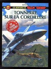 BUCK DANNY  T 48  TONNERRE SUR LA CORDILLERE     BERGESE      EO