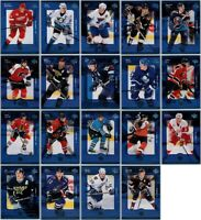 1998-99 UPPER DECK FANTASTIC FINISHERS INSERT CARDS - PICK SINGLES - FINISH SET