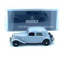 Norev 1/87 (h0) 153027 Citroen Traction 11a (1937) Gris