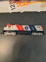 Mantua Tyco 1776 Diesel Locomotive Train HO Scale American  Pride Bicentennial
