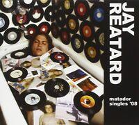 JAY REATARD - MATADOR SINGLES 08  CD NEW+