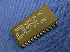 QTY-1 AM9511A-1DC AMD AM9511 40-PIN CERDIP Collectible NOS 1989 RARE LAST ONE