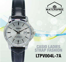 Casio Classic Series Leather Analog Watch LTPV004L-7A LTP-V004L-7A