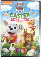 PAW PATROL Easter Egg Hunt DVD Nickelodeon Kids Childrens TV New Sealed Free P&P