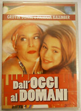 DALL'OGGI AL DOMANI DVD SIGILLATO