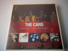 THE CARS - ORIGINAL ALBUM SERIES 5 CD SET NEW AND SEALED 2011