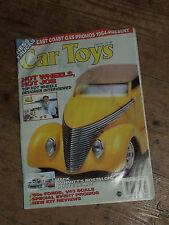 Car Toys Magazine Feb 1997 Very Rare  USA Diecast Magazine