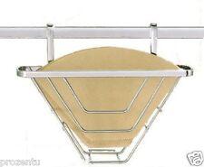 Wenko Basic System Filterpapierhalter Chrom Wandhalter Schiene NEU Reling