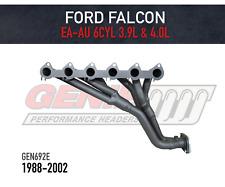 GENIE Headers / Extractors to suit Ford Falcon EA-AU 3.9L & 4.0L (1988-2002)