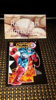 2011 Upper Deck Captain America The First Avenger # C-11 Comic Book Cover