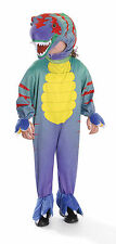 Childrens Tyrannosaurus Rex Fancy Dress Costume 116Cm Jurassic Dinosaur Outfit