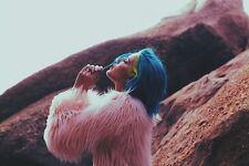 """069 HALSEY - Ashley Nicolette Frangipane Music Singer 21""""x14"""" Poster"""