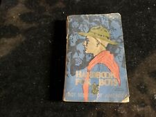 31.  Boy Scout 1931 Handbook Norman Rockwell Cover