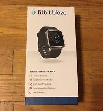 Fitbit Blaze Smart Fitness Watch Large Black Fb502sbkl