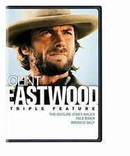 R Rated DVDs and Clint Eastwood Blu-ray Discs