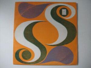 """Melodia"" Ensemble - Labyrinth LP Soviet Fusion/Jazz/Funk RUSSIAN Лабиринт"