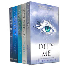Tahereh Mafi Shatter Me Series 5 Book Set Collection Shatter, Restore NEW