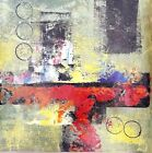 Hand Painted Abstract Oil Painting On Canvas Modern Art Home Wall Decor Art