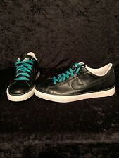 Nike Blue White And Teal, Size 12 Mens, Pre-Owned