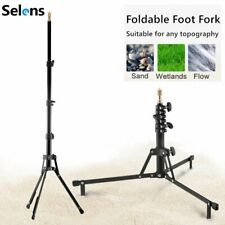 Selens Photo Studio Light Stand Tripod Adjustable Softbox Flash Umbrella Stand