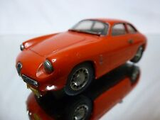MIKANSUE METAL KIT (built) ALFA ROMEO GIULIETTA SPRINT ZAGATO - RED 1:43 - GOOD