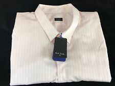 """BNWT PAUL SMITH Gents Tailored Concealed Button Formal Shirt 16,5""""  SAVE £££s"""