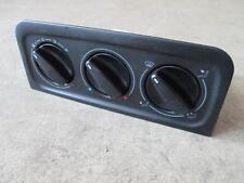 Gebläseschalter Schalter VW Golf 3 Heizungschalter ohne Klimaanlage 1H0819045A