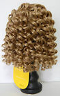Monique Doll Wig Arielle Size 10-11 Tight Curls Blonde Fits American Girl