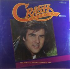 Crash Craddock - The New Will Never Wear Off Of You - 1982 - Vinyl - SEALED