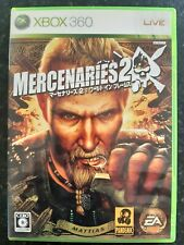 Mercenaries 2 Japanese Xbox 360