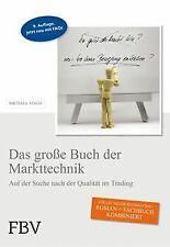 Das große Buch der Markttechnik: Auf der Suche nach der ... | Buch | Zustand gut
