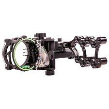 Trophy Ridge Sight FIX 3 Pin Sight Right Hand .019 w/ Sight Light AS903 #23749