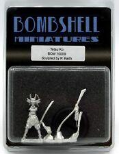 Bombshell BOM10009 Tetsu Ko (Babes) Samurai Blademaster Female Warrior Champion