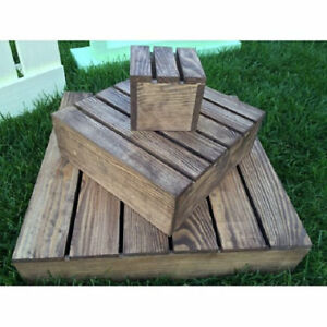Rustic 3 tier cake stand,Wooden cupcake holder,Wedding cupcake stand,Crate stand