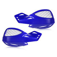 "7/8"" Blue Hand Guards Handguards fit Motorcycle Dirt Bike Scooter ATV"